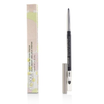 Clinique Quickliner For Eyes Intense silmienrajaus- # 01 Intense Black  0.28g/0.01oz