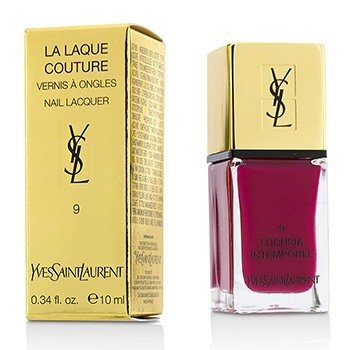 Yves Saint Laurent La Laque Couture Laca de Uñas - # 9 Fuchsia Intemporel  10ml/0.34oz