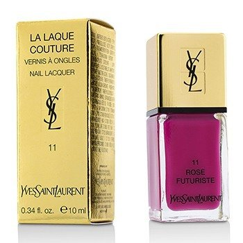 Yves Saint Laurent La Laque Couture Laca de Uñas - # 11 Rose Futuriste  10ml/0.34oz