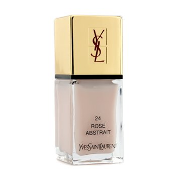 Yves Saint Laurent La Laque Couture Nail Lacquer - # 24 Rose Abstrait  10ml/0.34oz