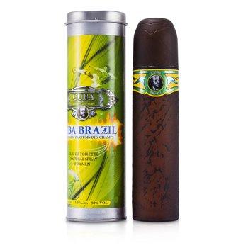 Cuba Brazil Eau De Toilette Spray  100ml/3.3oz