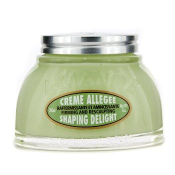 L'Occitane Almond Shaping Delight Firming & Resculpting  200ml/7oz