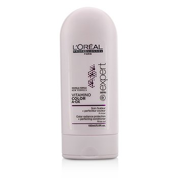 L'Oreal Professionnel Expert Serie - Vitamino Color A.OX Color Radiance Protection+ Perfecting Acondicionador - Enjuague  150ml/5oz
