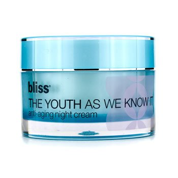 Bliss The Youth As We Know It Anti-Aging Night Cream  50ml/1.7oz