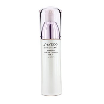 Shiseido White Lucent Brighten. Protect. Emulsion W SPF 15 (proizvedeno u USA)  75ml/2.5oz