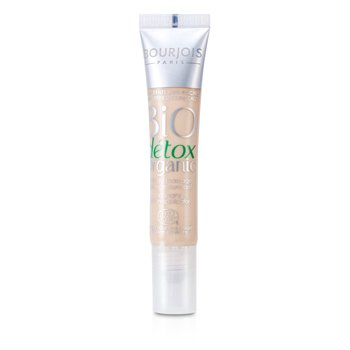 Bourjois Bio Detox Organic Anti Puffiness Concealer - No. 02 Light To Medium  8ml/0.27oz