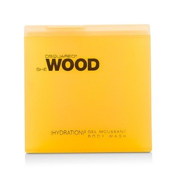 Hidratante She Wood (Hydration)2 Body Wash  200ml/6.8oz