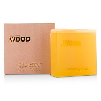 She Wood (Hydration)2 Body Wash  200ml/6.8oz
