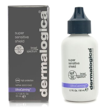 UltraCalming Super Sensitive Shield SPF 30  50ml/1.7oz