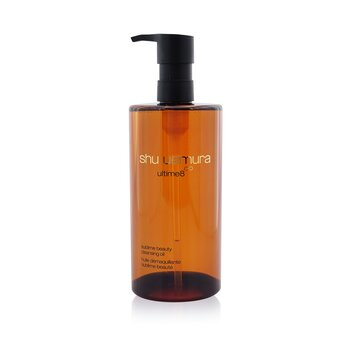 Ultime 8 Sublime Beauty Cleansing Oil  450ml/15.2oz