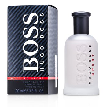 Boss Bottled Sport Eau De Toilette Spray  100ml/3.3oz