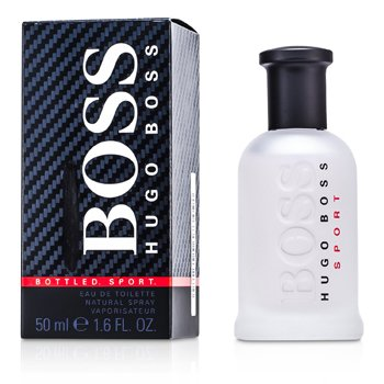 Boss Bottled Sport Eau De Toilette Spray 50ml/1.6oz