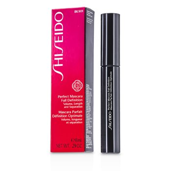 Shiseido Perfect Mascara Full Definition - # BK901 Black  8ml/0.29oz