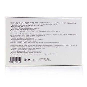 Absolute Pure White Intense سيرم الإشراقة متعدد الفيتامين  3x10ml/0.34oz