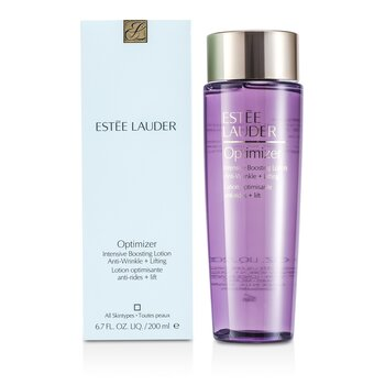 Estée Lauder Loção Optimizer Intensive Boosting Lotion (Anti-rugas +Levanta)  200ml/6.7oz
