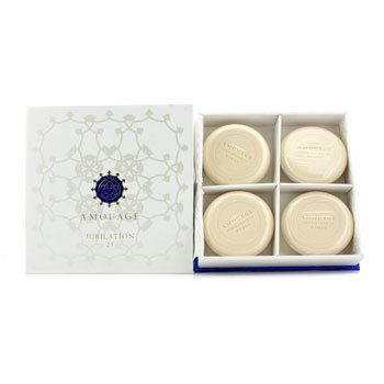 Jubilation 25 Perfumed Soap  4x50g/1.8oz