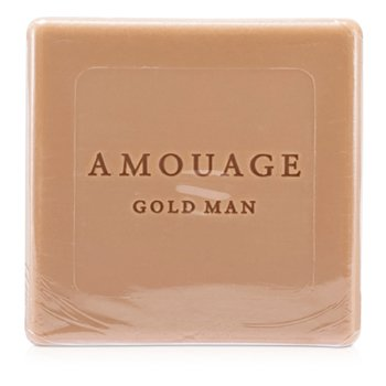 Gold Perfumed Soap  4x50g/1.8oz