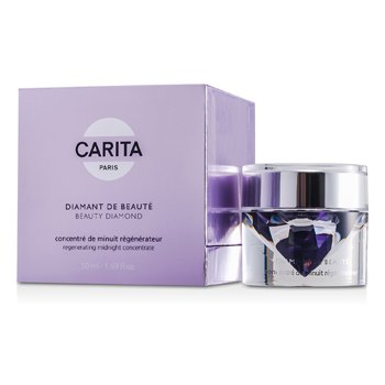 Carita Diamant De Beaute Beauty Diamond Concentrado Regenerador Noche  50ml/1.69oz