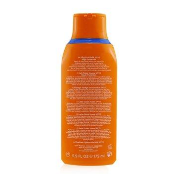 Sun Beauty Silky Milk Sublime Tan SPF15  175ml/5.9oz