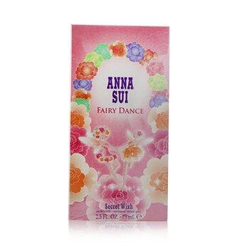 Secret Wish Fairy Dance Eau De Toilette Spray  75m/2.5oz