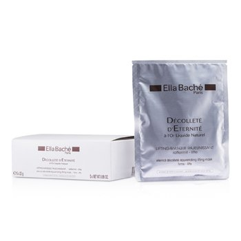 Eternal Decollete Rejuvenating Lifting Mask (גודל סלון) מסכה למתיחת העור  5x25g/0.88oz