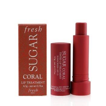 Sugar Lip Treatment SPF 15 - Coral  4.3g/0.15oz