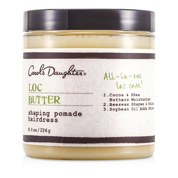 Carol's Daughter Loc Butter 20433  226g/8oz