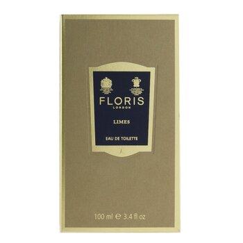 Limes Eau De Toilette -hajuvesisuihke  100ml/3.4oz