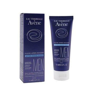 Homme After-Shave Fluid (For Sensitive & Problem Skin)  75ml/2.53oz