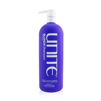Unite Blonda Şampon (Tonic) ( Flacon Profesional )  1000ml/33.8oz