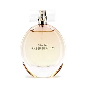 Calvin Klein Sheer Beauty EDT Sprey  50ml/1.7oz