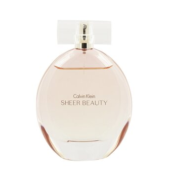 Calvin Klein Sheer Beauty Agua de Colonia Vap.  100ml/3.3oz