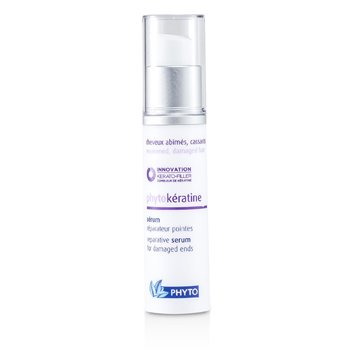 Phytokeratine Reparative Serum (For Weakened, Damaged Hair and Damaged Ends)  30ml/1.01oz