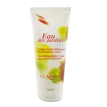 Eau Des Jardins Smoothing Body Cream  200ml/6.9oz