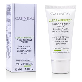 Clear & Perfect Purifying Powder Emulsion (For Oily/Combination Skin)  50ml/1.6oz