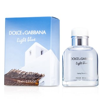 Light Blue Living In Stromboli Eau De Toilette Spray  75ml/2.5oz