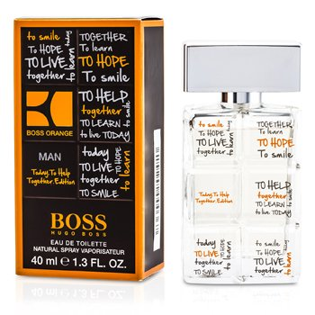Orange Charity Eau De Toilette Spray  40ml/1.3oz