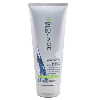 Biolage Advanced Keratindose Conditioner (For Overprocessed Hair)  200ml/6.7oz