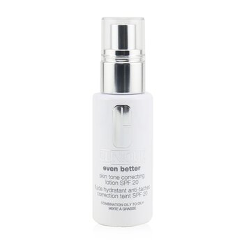 Clinique Even Better Skin Tone Correcting Lotion SPF 20 (Combination Oily to Oily)  50ml/1.7oz