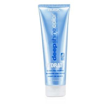 Rusk Shampoo Deepshine Color Hydrate Sulfate-Free Shampoo  250ml/8.5oz