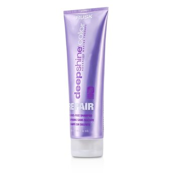 Deepshine Color Repair Sulfate-Free Shampoo  250ml/8.5oz