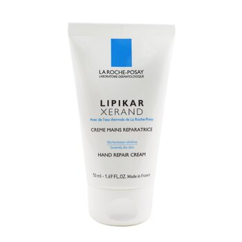 La Roche Posay Krem do rąk Lipikar Xerand Hand Repair Cream (Severely Dry Skin)  50ml/1.69oz