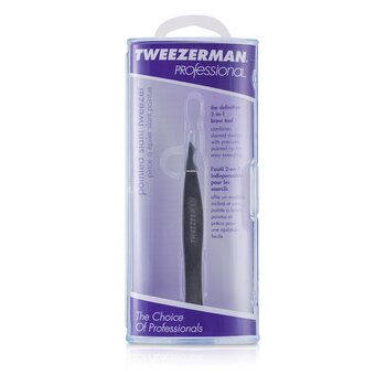 Tweezerman Professional Point Slant Tweezer