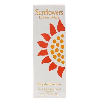 Sunflowers Dream Petals Eau De Toilette Spray  100ml/3.3oz