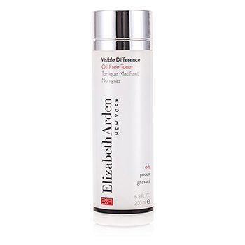 Elizabeth Arden Visible Difference Oil-Free Toner (Oily Skin)  200ml/6.8oz