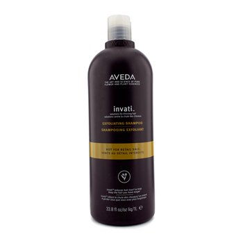Invati Exfoliating Shampoo - For Thinning Hair (Salon Product)  1000ml/33.8oz