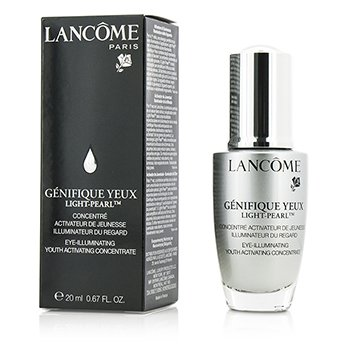 Lancôme Ativador de Rejuvenescimento Genifique Yeux Light-Pearl Eye-Illuminating Youth Activating (Feito na França)  20ml/0.67oz