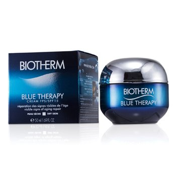 Blue Therapy Crema SPF 15 (Piel Seca)  50ml/1.69oz