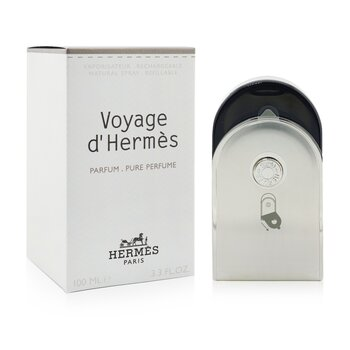 Voyage D'Hermes Духи Спрей Заполняемые  100ml/3.3oz