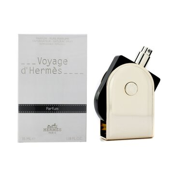 Voyage D'Hermes Pure Perfume Refillable Spray  35ml/1.18oz